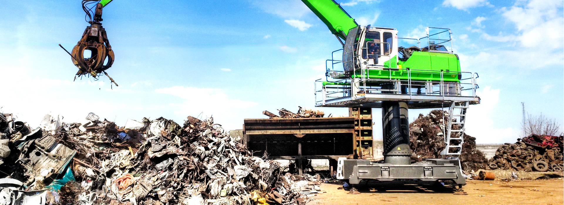 Scrap Dealer Dubai - UAE - Abu Dhabi, our yard in Sharjah