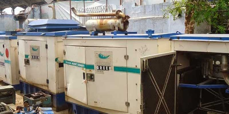 scrap generator buyer companies in dubai