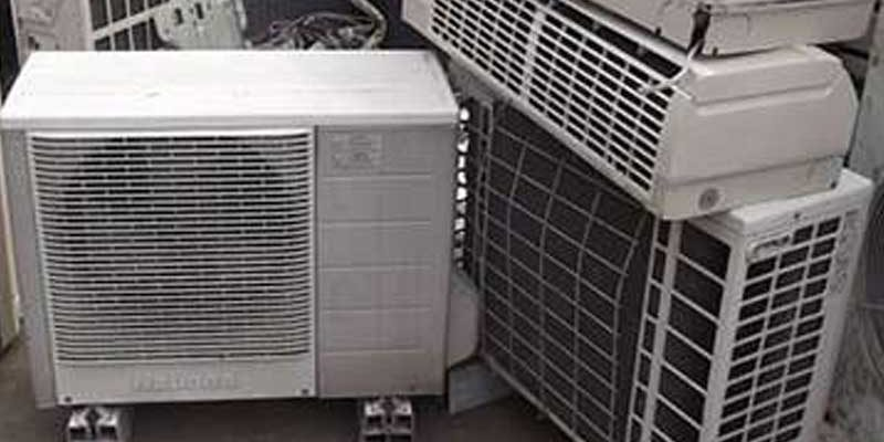 used scrap ac units in uae